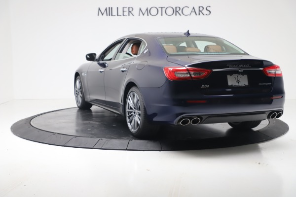New 2019 Maserati Quattroporte S Q4 for sale Sold at Rolls-Royce Motor Cars Greenwich in Greenwich CT 06830 5