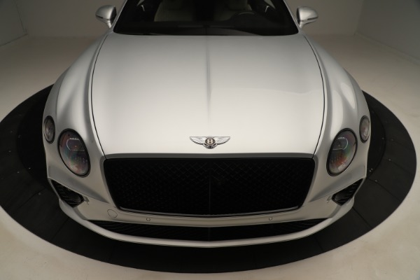 Used 2020 Bentley Continental GT V8 First Edition for sale $269,635 at Rolls-Royce Motor Cars Greenwich in Greenwich CT 06830 13