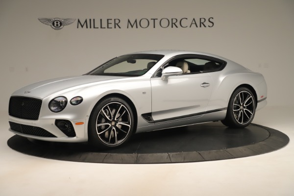 Used 2020 Bentley Continental GT V8 First Edition for sale $269,635 at Rolls-Royce Motor Cars Greenwich in Greenwich CT 06830 2