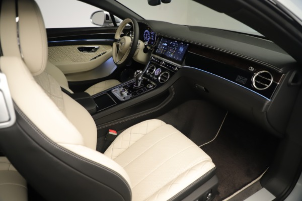 Used 2020 Bentley Continental GT V8 First Edition for sale $269,635 at Rolls-Royce Motor Cars Greenwich in Greenwich CT 06830 26