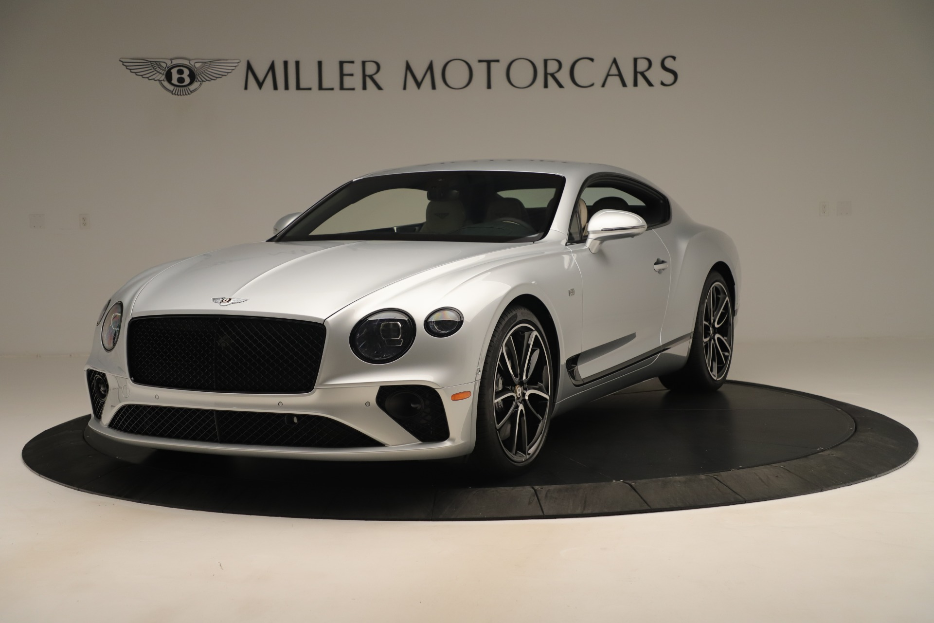 Used 2020 Bentley Continental GT V8 First Edition for sale $269,635 at Rolls-Royce Motor Cars Greenwich in Greenwich CT 06830 1