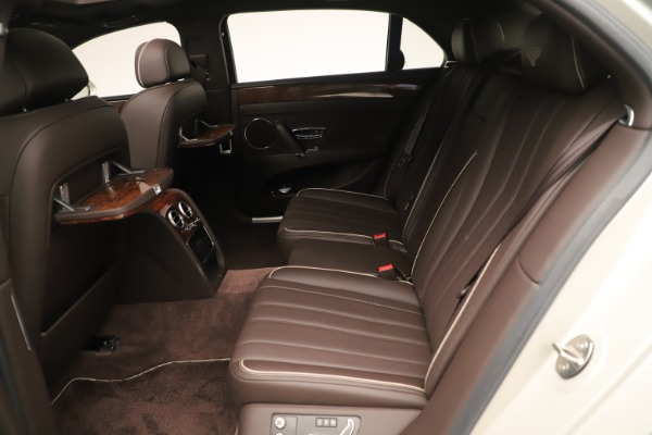 Used 2015 Bentley Flying Spur V8 for sale Sold at Rolls-Royce Motor Cars Greenwich in Greenwich CT 06830 21