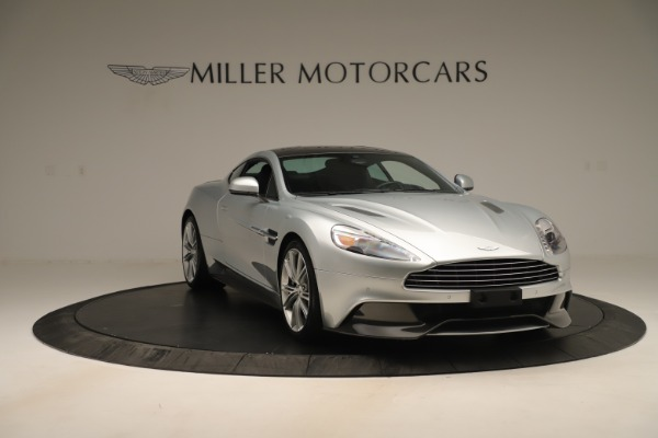Used 2014 Aston Martin Vanquish Coupe for sale $116,900 at Rolls-Royce Motor Cars Greenwich in Greenwich CT 06830 10