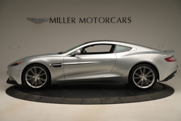 Used 2014 Aston Martin Vanquish Coupe for sale Sold at Rolls-Royce Motor Cars Greenwich in Greenwich CT 06830 2