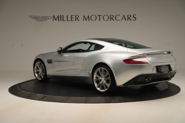 Used 2014 Aston Martin Vanquish Coupe for sale Sold at Rolls-Royce Motor Cars Greenwich in Greenwich CT 06830 3