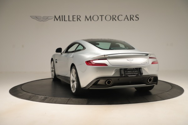 Used 2014 Aston Martin Vanquish Coupe for sale Sold at Rolls-Royce Motor Cars Greenwich in Greenwich CT 06830 4