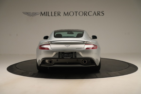Used 2014 Aston Martin Vanquish Coupe for sale $116,900 at Rolls-Royce Motor Cars Greenwich in Greenwich CT 06830 5