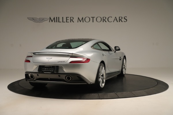 Used 2014 Aston Martin Vanquish Coupe for sale $119,900 at Rolls-Royce Motor Cars Greenwich in Greenwich CT 06830 6