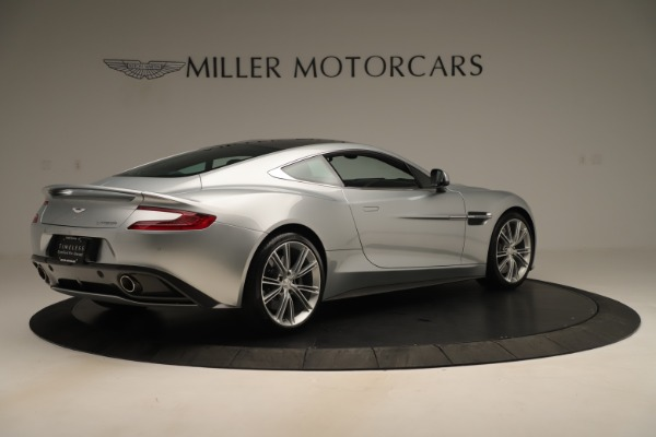 Used 2014 Aston Martin Vanquish Coupe for sale $116,900 at Rolls-Royce Motor Cars Greenwich in Greenwich CT 06830 7