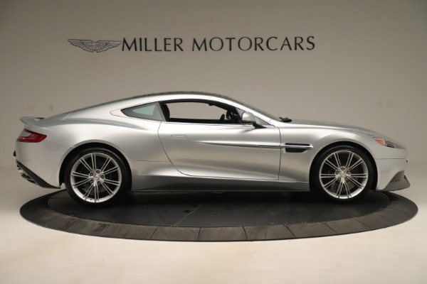 Used 2014 Aston Martin Vanquish Coupe for sale $116,900 at Rolls-Royce Motor Cars Greenwich in Greenwich CT 06830 8