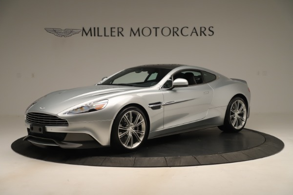 Used 2014 Aston Martin Vanquish Coupe for sale Sold at Rolls-Royce Motor Cars Greenwich in Greenwich CT 06830 1