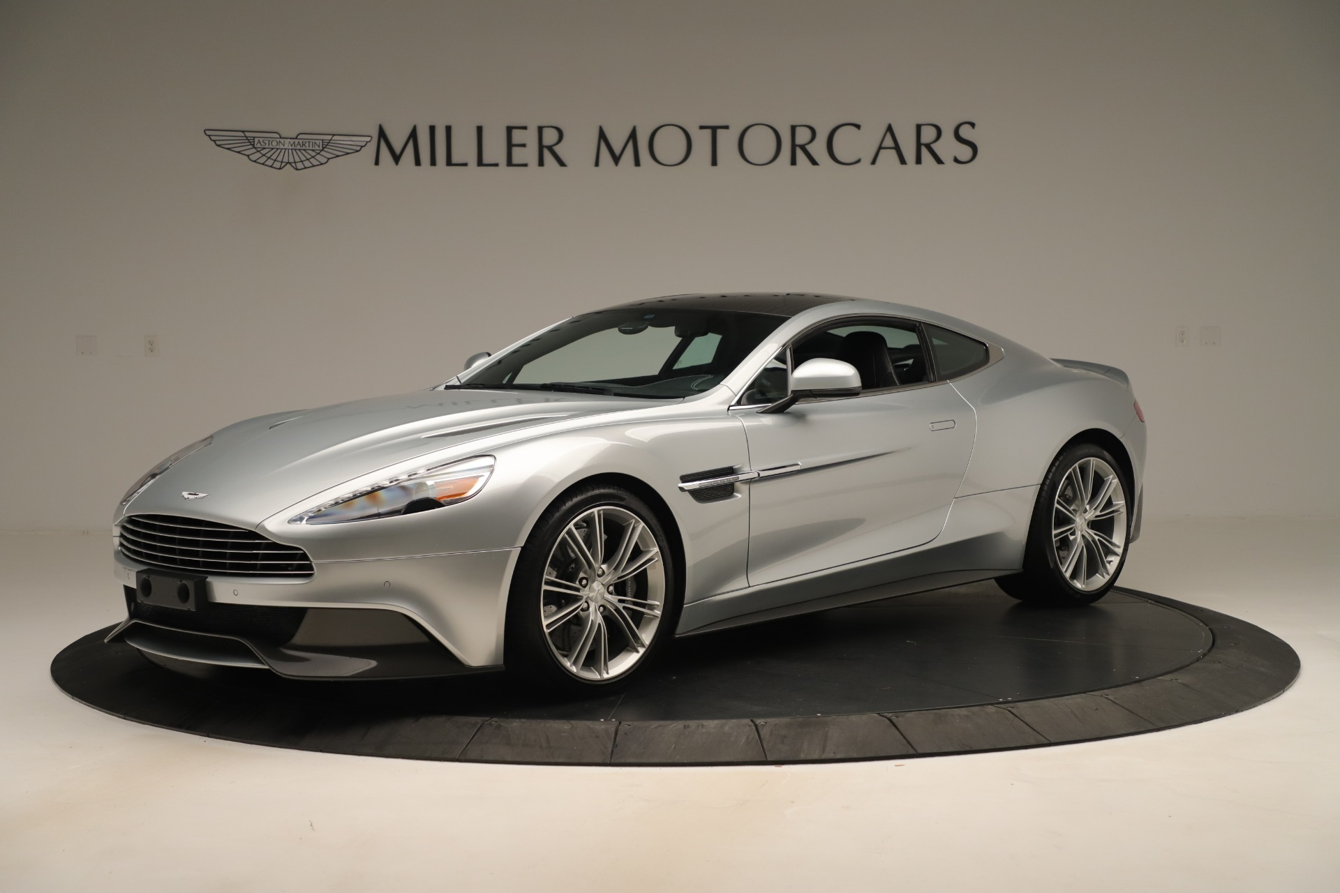 Used 2014 Aston Martin Vanquish Coupe for sale $119,900 at Rolls-Royce Motor Cars Greenwich in Greenwich CT 06830 1