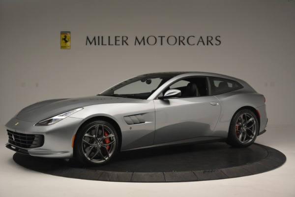 Used 2019 Ferrari GTC4LussoT V8 for sale Sold at Rolls-Royce Motor Cars Greenwich in Greenwich CT 06830 2