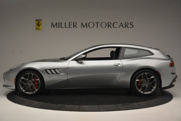 Used 2019 Ferrari GTC4LussoT V8 for sale Sold at Rolls-Royce Motor Cars Greenwich in Greenwich CT 06830 3