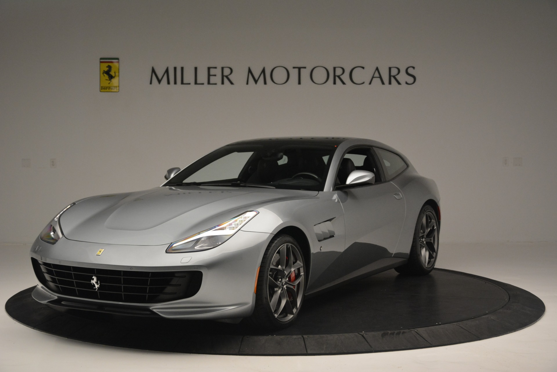 Used 2019 Ferrari GTC4LussoT V8 for sale Sold at Rolls-Royce Motor Cars Greenwich in Greenwich CT 06830 1