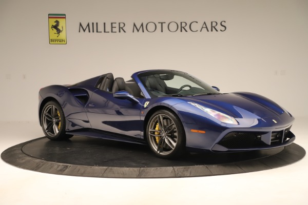 Used 2019 Ferrari 488 Spider for sale Sold at Rolls-Royce Motor Cars Greenwich in Greenwich CT 06830 10