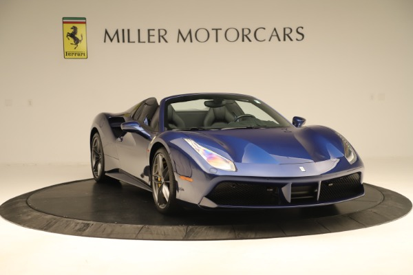 Used 2019 Ferrari 488 Spider for sale Sold at Rolls-Royce Motor Cars Greenwich in Greenwich CT 06830 11