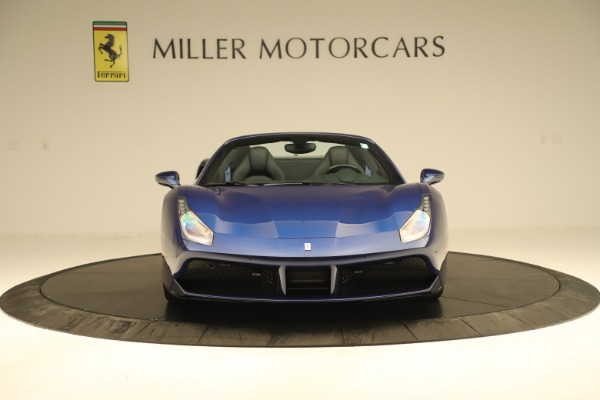 Used 2019 Ferrari 488 Spider for sale Sold at Rolls-Royce Motor Cars Greenwich in Greenwich CT 06830 12