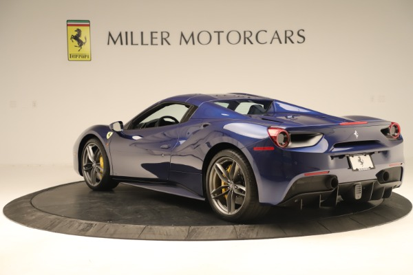 Used 2019 Ferrari 488 Spider for sale Sold at Rolls-Royce Motor Cars Greenwich in Greenwich CT 06830 15