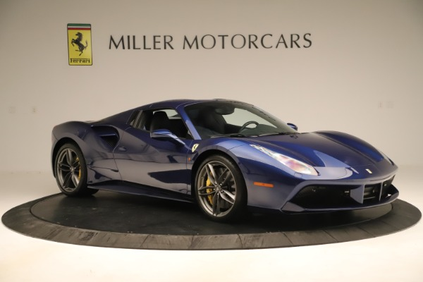 Used 2019 Ferrari 488 Spider for sale Sold at Rolls-Royce Motor Cars Greenwich in Greenwich CT 06830 18