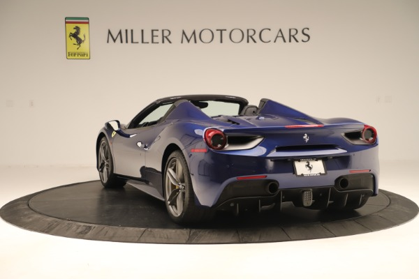 Used 2019 Ferrari 488 Spider for sale Sold at Rolls-Royce Motor Cars Greenwich in Greenwich CT 06830 5