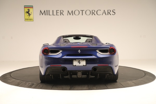 Used 2019 Ferrari 488 Spider for sale Sold at Rolls-Royce Motor Cars Greenwich in Greenwich CT 06830 6