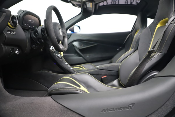 New 2019 McLaren 720S Coupe for sale Sold at Rolls-Royce Motor Cars Greenwich in Greenwich CT 06830 17
