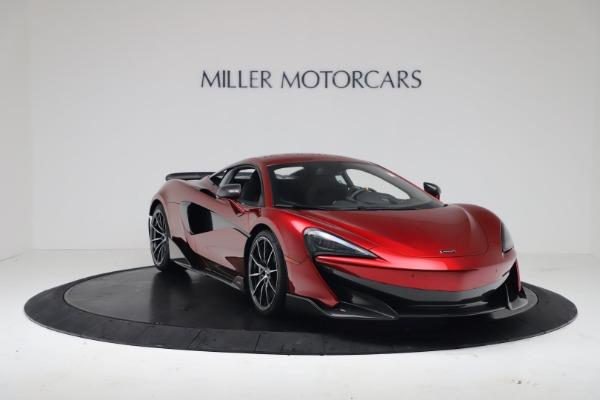 New 2019 McLaren 600LT for sale $285,236 at Rolls-Royce Motor Cars Greenwich in Greenwich CT 06830 10