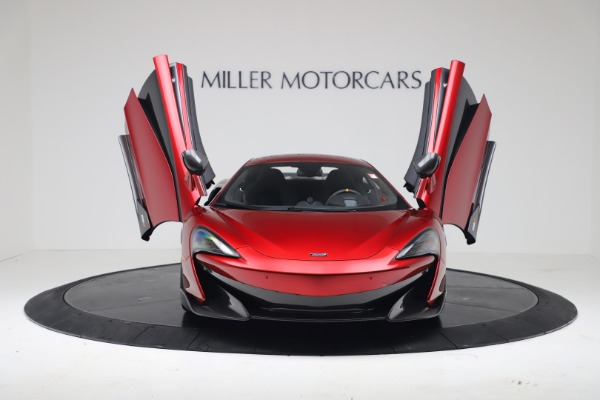 New 2019 McLaren 600LT for sale $285,236 at Rolls-Royce Motor Cars Greenwich in Greenwich CT 06830 11