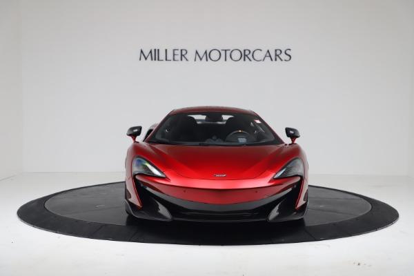 New 2019 McLaren 600LT for sale $285,236 at Rolls-Royce Motor Cars Greenwich in Greenwich CT 06830 12