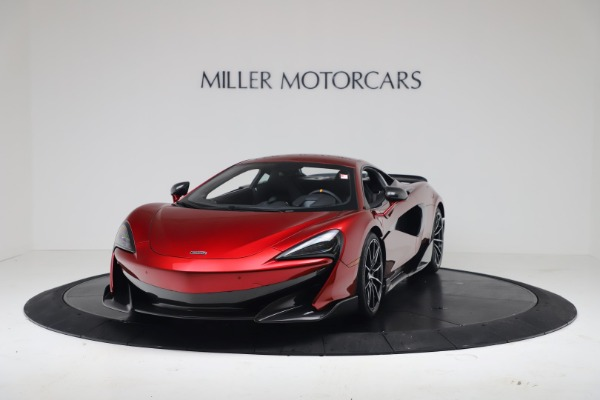 New 2019 McLaren 600LT Coupe for sale $285,236 at Rolls-Royce Motor Cars Greenwich in Greenwich CT 06830 13