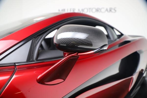 Used 2019 McLaren 600LT Luxury for sale $239,990 at Rolls-Royce Motor Cars Greenwich in Greenwich CT 06830 15