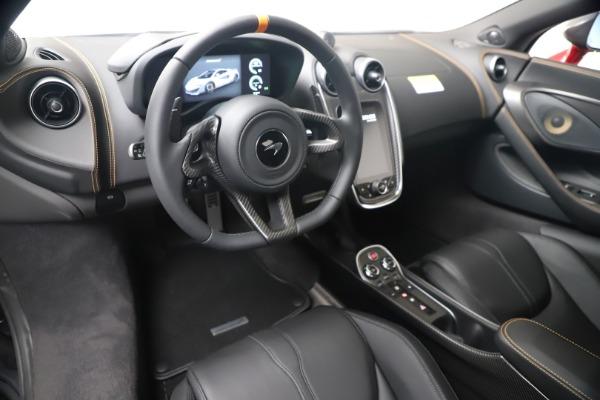 New 2019 McLaren 600LT for sale $285,236 at Rolls-Royce Motor Cars Greenwich in Greenwich CT 06830 18