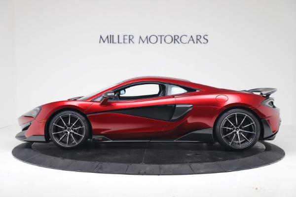 New 2019 McLaren 600LT for sale $285,236 at Rolls-Royce Motor Cars Greenwich in Greenwich CT 06830 2