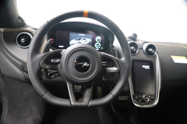 New 2019 McLaren 600LT Coupe for sale $285,236 at Rolls-Royce Motor Cars Greenwich in Greenwich CT 06830 20