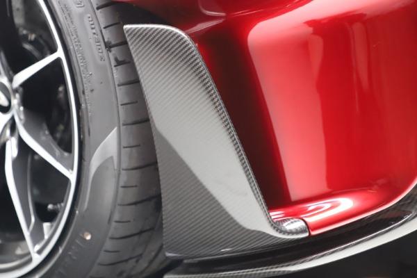 New 2019 McLaren 600LT for sale $285,236 at Rolls-Royce Motor Cars Greenwich in Greenwich CT 06830 24