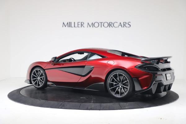 New 2019 McLaren 600LT for sale $285,236 at Rolls-Royce Motor Cars Greenwich in Greenwich CT 06830 3