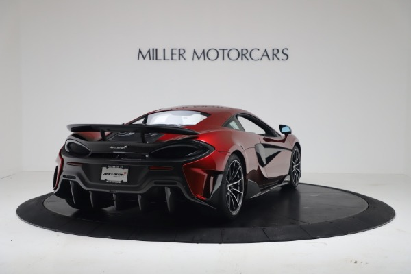 New 2019 McLaren 600LT Coupe for sale $285,236 at Rolls-Royce Motor Cars Greenwich in Greenwich CT 06830 6