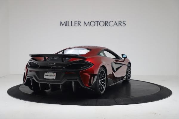 New 2019 McLaren 600LT for sale $285,236 at Rolls-Royce Motor Cars Greenwich in Greenwich CT 06830 6