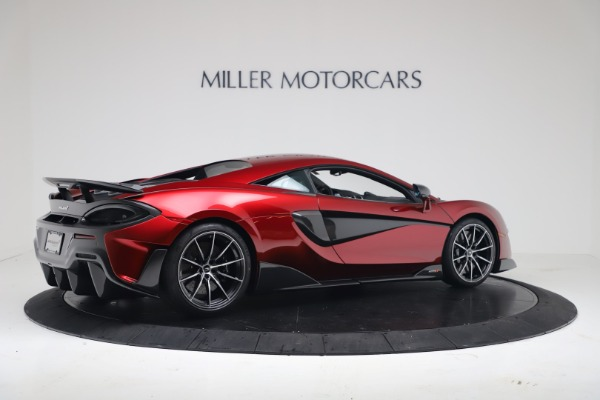 New 2019 McLaren 600LT Coupe for sale $285,236 at Rolls-Royce Motor Cars Greenwich in Greenwich CT 06830 7