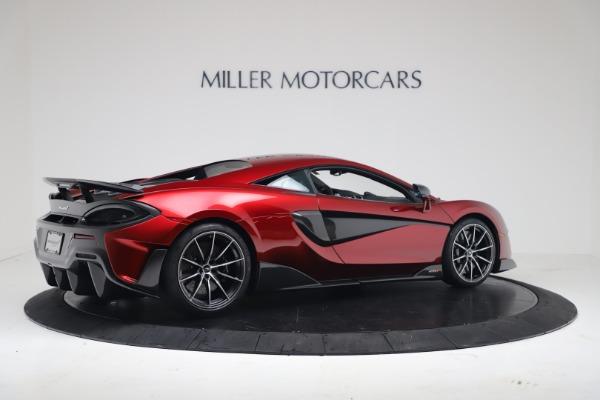 New 2019 McLaren 600LT for sale $285,236 at Rolls-Royce Motor Cars Greenwich in Greenwich CT 06830 7