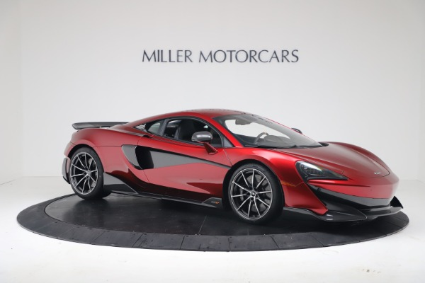 New 2019 McLaren 600LT for sale $285,236 at Rolls-Royce Motor Cars Greenwich in Greenwich CT 06830 9