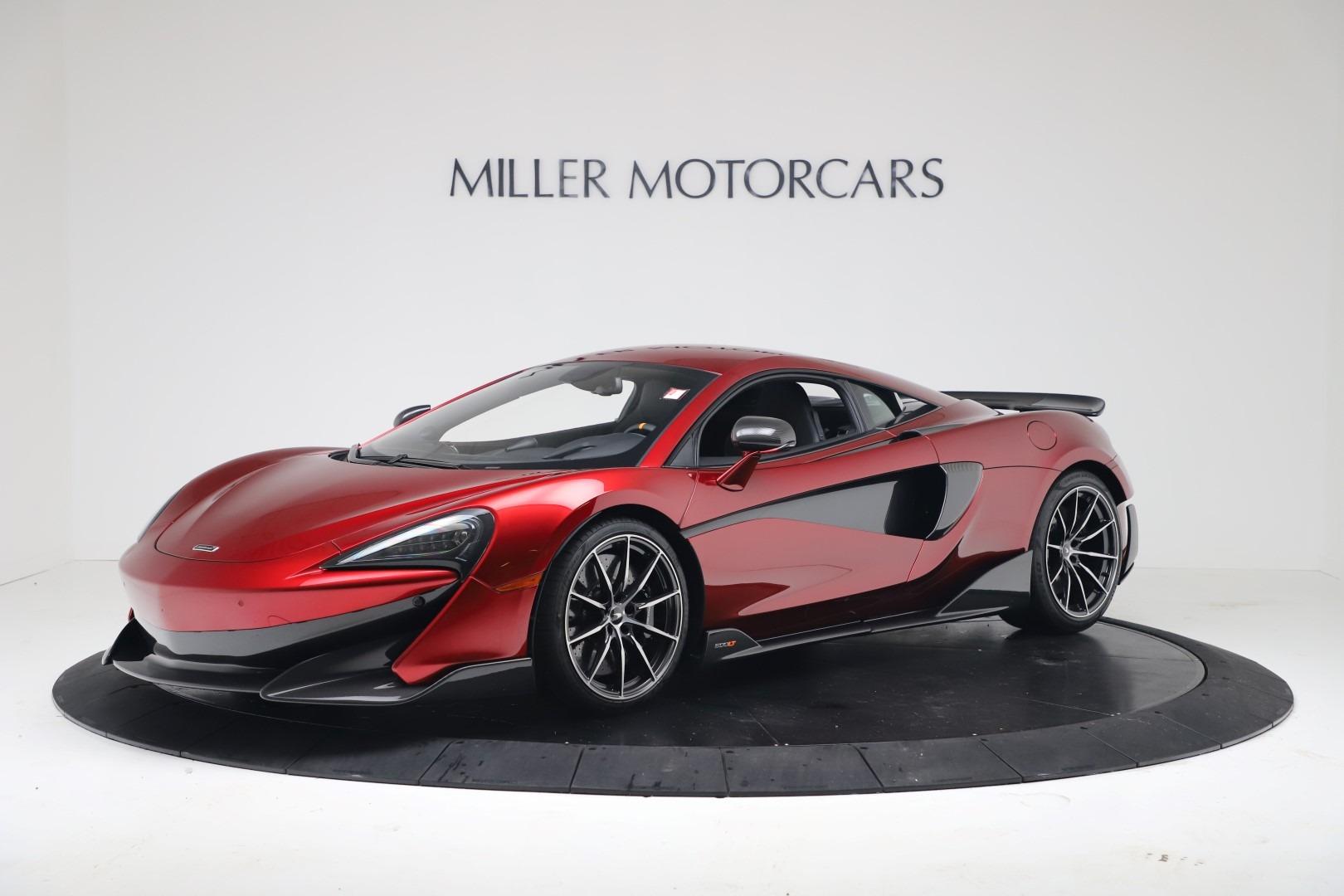 New 2019 McLaren 600LT for sale $285,236 at Rolls-Royce Motor Cars Greenwich in Greenwich CT 06830 1