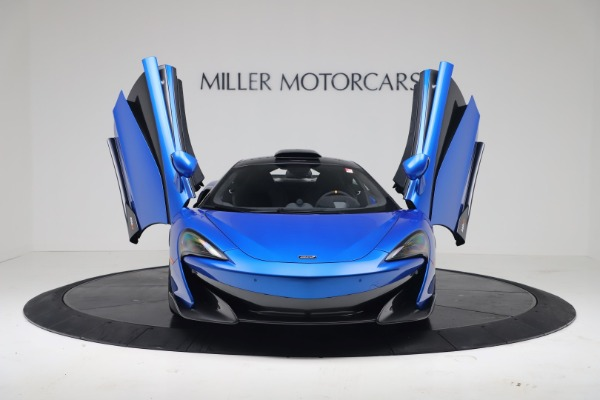 New 2019 McLaren 600LT Coupe for sale Sold at Rolls-Royce Motor Cars Greenwich in Greenwich CT 06830 11