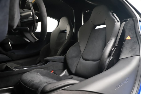 New 2019 McLaren 600LT Coupe for sale Sold at Rolls-Royce Motor Cars Greenwich in Greenwich CT 06830 19