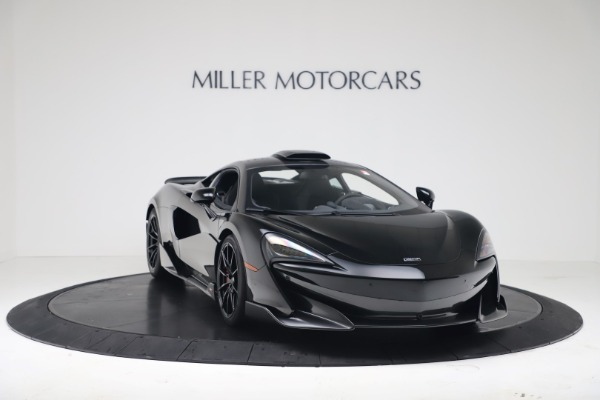 New 2019 McLaren 600LT for sale $305,639 at Rolls-Royce Motor Cars Greenwich in Greenwich CT 06830 10