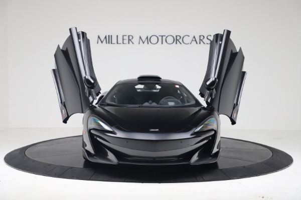 New 2019 McLaren 600LT Coupe for sale $305,639 at Rolls-Royce Motor Cars Greenwich in Greenwich CT 06830 11