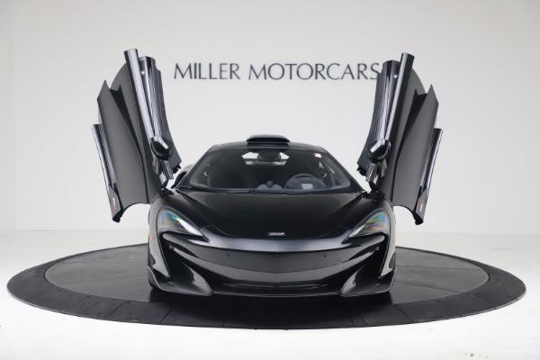 New 2019 McLaren 600LT for sale $305,639 at Rolls-Royce Motor Cars Greenwich in Greenwich CT 06830 11