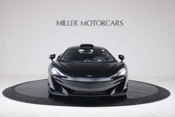 New 2019 McLaren 600LT Coupe for sale Sold at Rolls-Royce Motor Cars Greenwich in Greenwich CT 06830 12