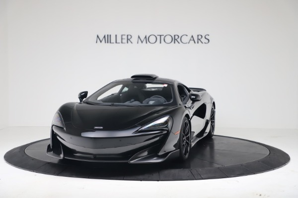 New 2019 McLaren 600LT Coupe for sale Sold at Rolls-Royce Motor Cars Greenwich in Greenwich CT 06830 13